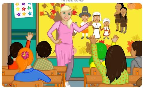 Third Grade Thanksgiving, Native Americans, and Pilgrim PDF Worksheets