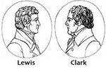 Lewis and Clark<BR>(1804-1806)