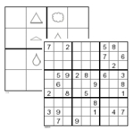 picture regarding Hidato Printable identified as Totally free Hidato Puzzles