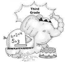 Third Grade Worksheets
