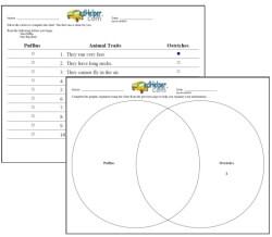 photo about Blank Venn Diagram Printable titled Venn Diagrams - Printables, Blank Venn Diagrams, Venn