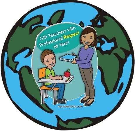 World teachers day edhelper world teachers day thecheapjerseys Image collections