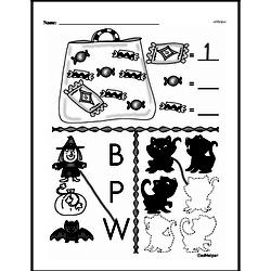 First Grade Addition Worksheets Worksheet #23
