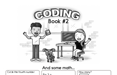 Coding for Kids Workbook #2