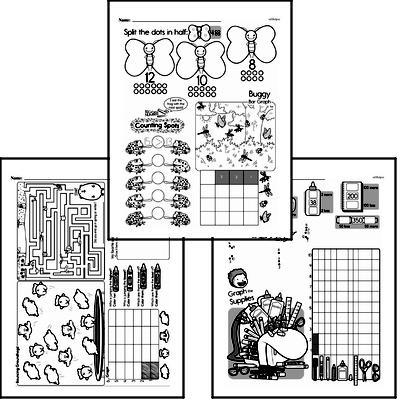 Data - Sorting and Categorizing Workbook (all teacher worksheets - large PDF)
