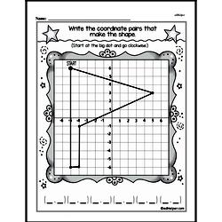 First Grade Data Worksheets Worksheet #6