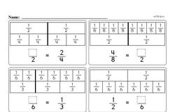 Fraction challenge.