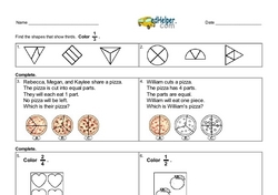 Fractions Mixed Review