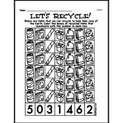 First Grade Math Challenges Worksheets - Puzzles and Brain Teasers Worksheet #16