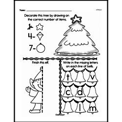 First Grade Math Challenges Worksheets - Puzzles and Brain Teasers Worksheet #108