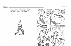 First Grade Math Challenges Worksheets - Puzzles and Brain Teasers Worksheet #142