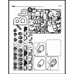 First Grade Math Challenges Worksheets - Puzzles and Brain Teasers Worksheet #81