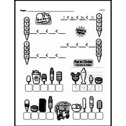 First Grade Math Challenges Worksheets - Puzzles and Brain Teasers Worksheet #17