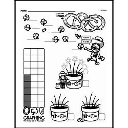 First Grade Math Challenges Worksheets - Puzzles and Brain Teasers Worksheet #51