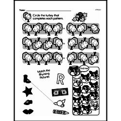First Grade Math Challenges Worksheets - Puzzles and Brain Teasers Worksheet #107