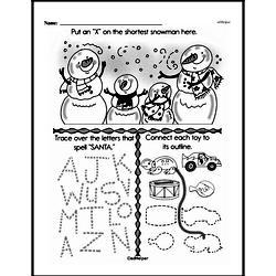 Free First Grade Measurement PDF Worksheets Worksheet #35