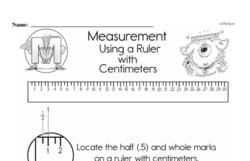 Measurement Worksheets - Free Printable Math PDFs Worksheet #228