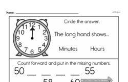 First Grade Money Math Worksheets - Dimes Worksheet #5