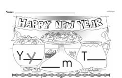 Free First Grade Number Sense PDF Worksheets Worksheet #157
