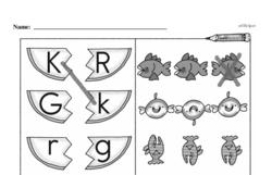 Free First Grade Number Sense PDF Worksheets Worksheet #138