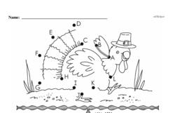 Free First Grade Number Sense PDF Worksheets Worksheet #146