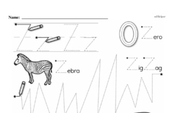 Free First Grade Number Sense PDF Worksheets Worksheet #31