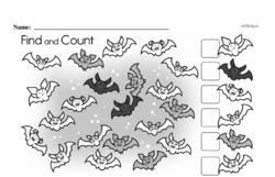 Free First Grade Number Sense PDF Worksheets Worksheet #64
