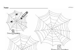Free First Grade Number Sense PDF Worksheets Worksheet #9