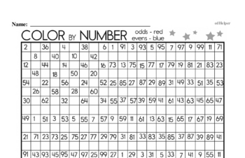 Number Sense - Numbers 11-20 Mixed Math PDF Workbook for First Graders