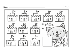 Free First Grade Number Sense PDF Worksheets Worksheet #35