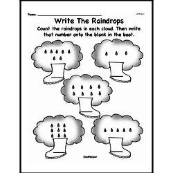 Free First Grade Number Sense PDF Worksheets Worksheet #29
