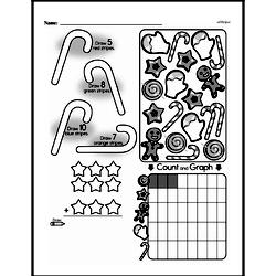 Free First Grade Number Sense PDF Worksheets Worksheet #71