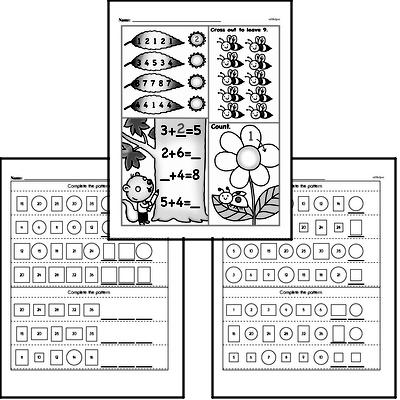 Patterns Workbook (all teacher worksheets - large PDF)