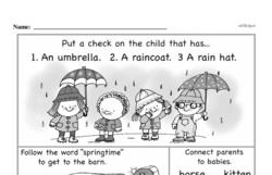 First Grade Subtraction Worksheets Worksheet #83