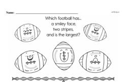 First Grade Subtraction Worksheets Worksheet #84