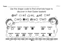First Grade Time Worksheets Worksheet #24