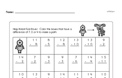 Free 2.OA.B.2 Common Core PDF Math Worksheets Worksheet #9