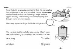 Free 2.OA.B.2 Common Core PDF Math Worksheets Worksheet #125