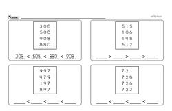 Free Second Grade Addition PDF Worksheets Worksheet #5