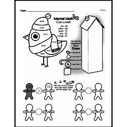 Free Second Grade Addition PDF Worksheets Worksheet #149