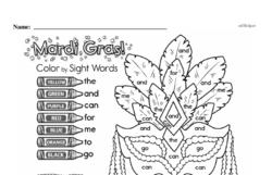 Second Grade Addition Worksheets Worksheet #77