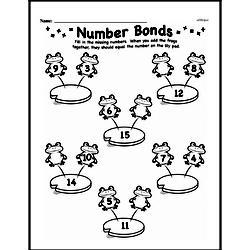 Free Second Grade Addition PDF Worksheets Worksheet #98
