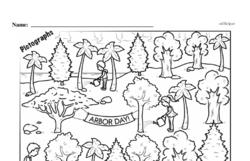 Free Second Grade Data PDF Worksheets Worksheet #29