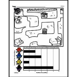 Second Grade Data Worksheets Worksheet #17