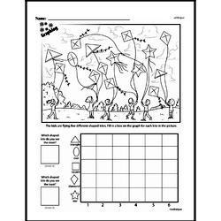 Second Grade Data Worksheets Worksheet #20