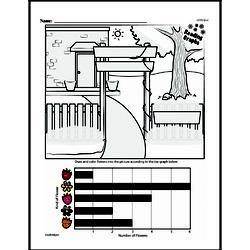 Free Second Grade Data PDF Worksheets Worksheet #34