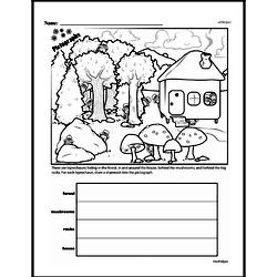 Free Second Grade Data PDF Worksheets Worksheet #7