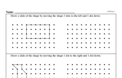 Free 2.G.A.1 Common Core PDF Math Worksheets Worksheet #1
