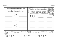 Geometry Worksheets - Free Printable Math PDFs Worksheet #247
