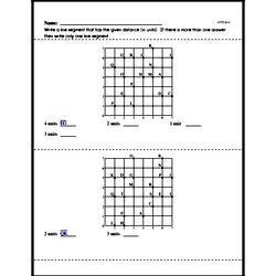 Geometry Worksheets - Free Printable Math PDFs Worksheet #309